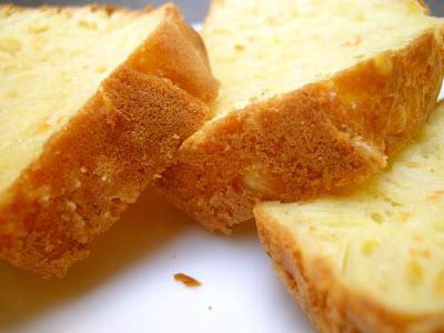 Cake à la carotte et aux amandes