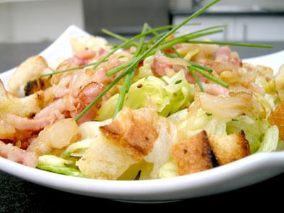 Salade savoyarde