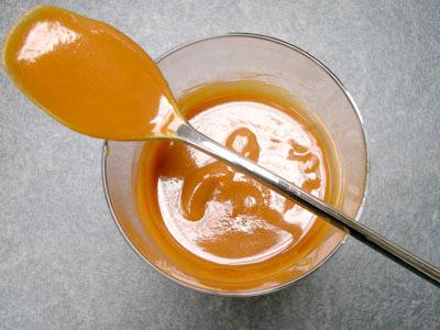 Caramel au lait